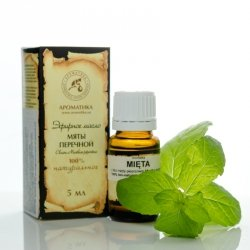 Peppermint 100% Pure Essential Oil, Aromatika