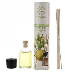 Aroma Diffuser, Reed Diffuser Green Tangerine, Aromatika