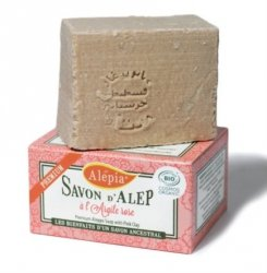 Rose Clay Premium Soap Alep, 125 g