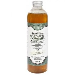 Alepia Shampoo with 40% Laurel Oil, 250ml