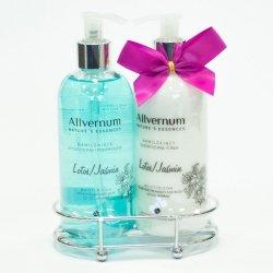 Lotos & Jasmine Liquid Hand Soap and Hand Body Lotion GIFT SET