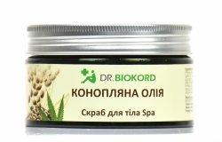 Hemp Body Peeling SPA, Dr. Biokord, 100% Natural