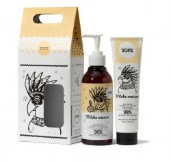 GIFT SET Oat Milk Hair Care, Yope