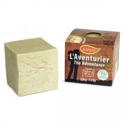 Organic Adventurer's Soap Bar, Alepia, 220 g