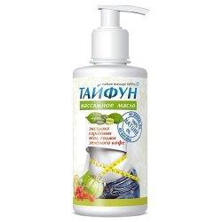 Typhoon Anti-Cellulite Massage Oil, 300ml