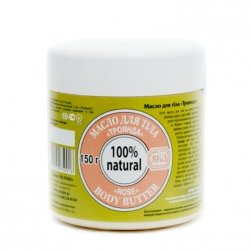 Rose Body Butter, 100% Natural