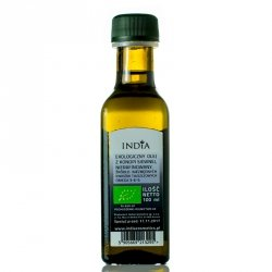 Certified Organic Hemp Oil, 100 ml