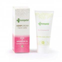 Face Cream with Geranium Trompetol