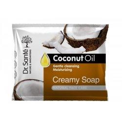 Mydło w Kostce z Olejem Kokosowym, Dr. Sante, 100g