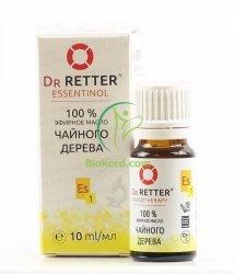 Olejek z Drzewa Herbacianego, 100% Naturalny, Dr.Retter
