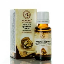 Olej z Orzechów Włoskich, 100% Naturalny