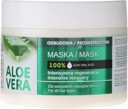 Maska do Włosów Intensywna Rekonstrukcja Dr.Sante Aloe Vera