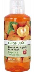 Pianka do Kąpieli Mandarynka & Sycylijska Pomarańcza, Fresh Juice, 1000ml