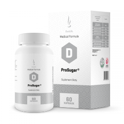 Suplement Diety Cukrzyca DuoLife Medical Formula ProSugar