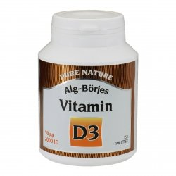 Vitamin D3 (Witamina D3) Alg-Börje Suplement Diety