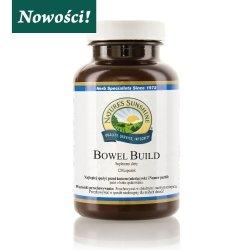 Bowel Build, Zdrowie Układu Pokarmowego, Nature's Sunshine, 120 kapsułek