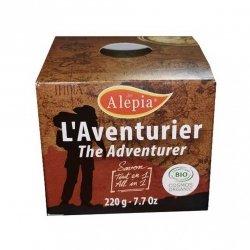 Mydło z Oliwą z Oliwek i Olejem Arganowym Le Savon De L'Aventurier BIO, Alepia