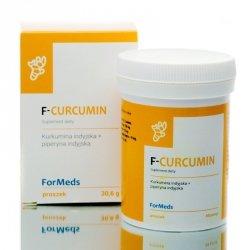 F-CURCUMIN Formeds, Suplement Diety w Proszku