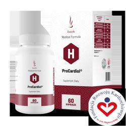 ProCardiol Medical Formula DuoLife, 60 kapsułek, Serce