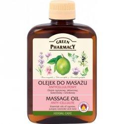 Olejek do Masażu Antycellulitowy Green Pharmacy, 200ml