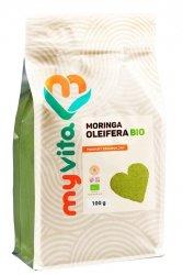 Moringa Oleifera BIO Myvita, Proszek