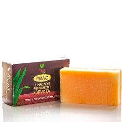 Mydło z Olejem z Czerwonych Owoców, 100% Naturalne