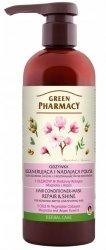 Odżywka Regenerująca i Nadająca Połysk Magnolia i Argan, Green Pharmacy