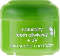 Naturalny Krem Oliwkowy + UV, Cera Sucha i Normalna, Ziaja