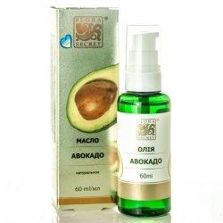Olej z Awokado (Avocado), 100% Naturalny, 60 ml