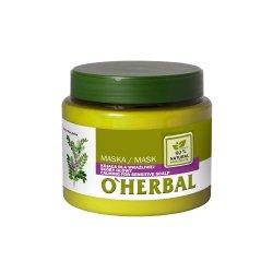 Maska Kojąca z Ekstraktem z Lukrecji dla Wrażliwej Skóry Głowy, O'Herbal