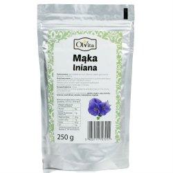 Mąka Lniana Olvita, 250 g