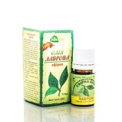 Olejek Laurowy (Wawrzynowy), 100 % Naturalny Adverso