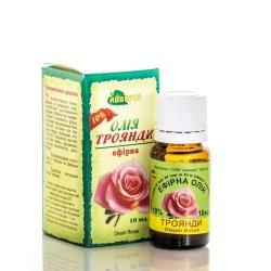 Olejek Różany 10%, 100% Naturalny