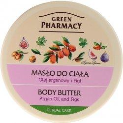 Masło do Ciała Olej Arganowy i Figi, Green Pharmacy