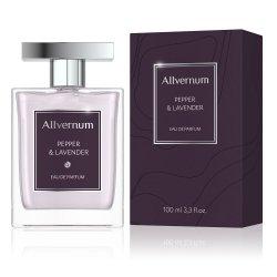 Woda Perfumowana Męska, Pepper & Lavender, Allvernum