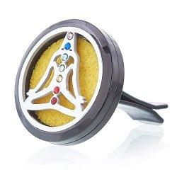 Dyfuzor Olejków Samochodowy - Yoga Chakra, 30mm