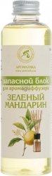 Uzupełnienie Dyfuzora Zapachu Zielona Mandarynka, 200 ml