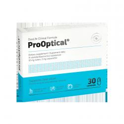 Clinical Formula ProOptical DuoLife, Wzrok 30 kapsułek