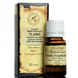 Olejek Ylang-Ylang, 100% Naturalny, Aromatika