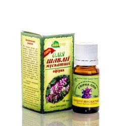 Olejek z Szałwii Muszkatołowej, 100% Naturalny Adverso