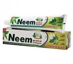 Pasta do Zębów Neem (Wyciąg z Miodli Indyjskiej) z Miętą, 125 g