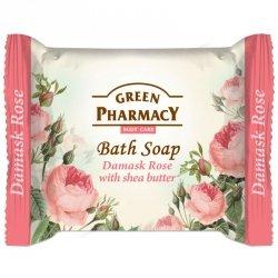 Mydło Toaletowe Róża Damasceńska i Masło Shea, Green Pharmacy