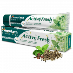 Pasta do Zębów Himalaya Active Fresh, 80g