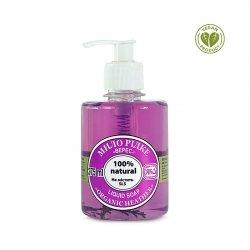 Mydło w Płynie Wrzosowe, 100% Naturalne BEZ SLS