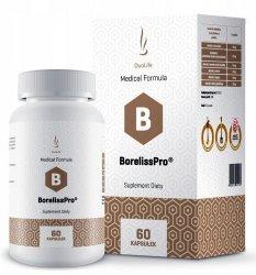 BorelissPro Medical Formula DuoLife, 60 kapsułek, Borelioza