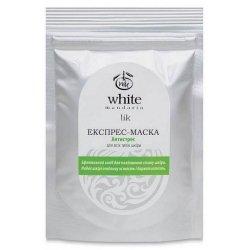 Organiczna Maska Algowa do Twarzy Antystresowa, White Mandarin