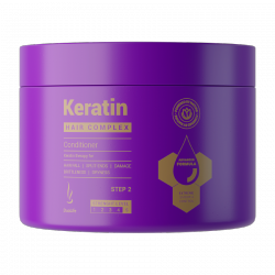 Odżywka Rewitalizująca z Keratyną DuoLife Keratin Hair Complex, 200ml