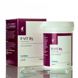 ForMeds F-VIT B5, Witamina B5 (Kwas Pantotenowy), Suplement Diety