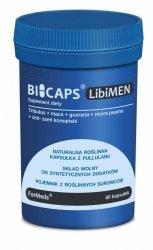 BICAPS LibiMEN, Suplement dla Mężczyzn, Formeds, 60 kapsułek