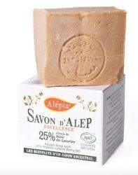 Mydło Aleppo Excellence z Olejem Laurowym 25% BIO, 190g